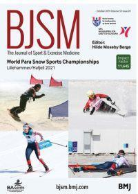 The Journal of Sport & Exercise Medicine