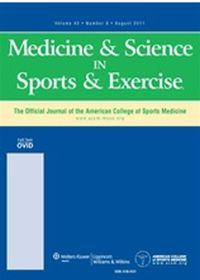 Medicine & Science Sports & Exercise