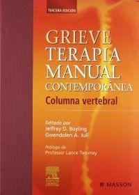 Grieve terapia manual contemporánea